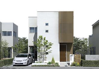 新企画型住宅「YAMATO casa STYLE」 Style04外観イメージ